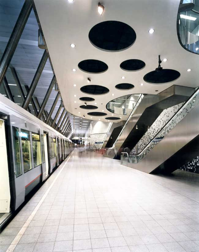 Beatrixlaan station,