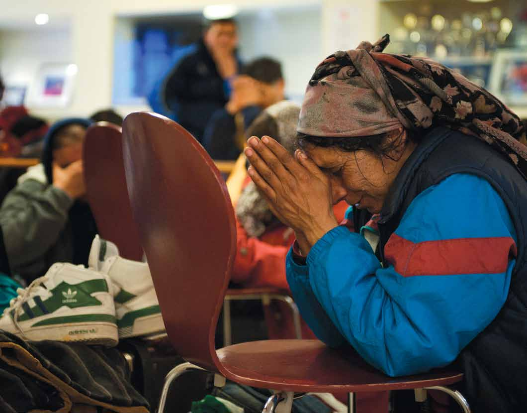 Praying for a better future The Roma Outreach 2011 I