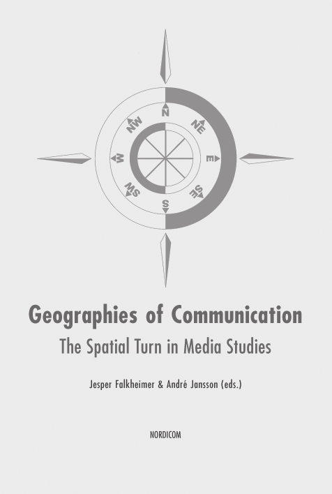 NEW BOOK FROM NORDICOM The relationship between space and communication is becoming more complex. Mediatisation blurs the boundaries between different spaces, as well as between dimensions of space.