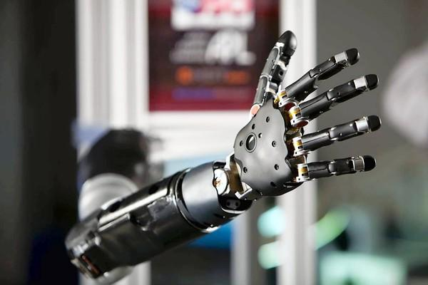 DARPA's Mind-Controlled Prosthetic Arm Could Be on the Market in Four
