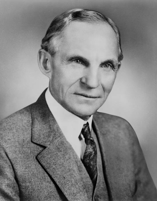 der Henry Ford: If I had asked people