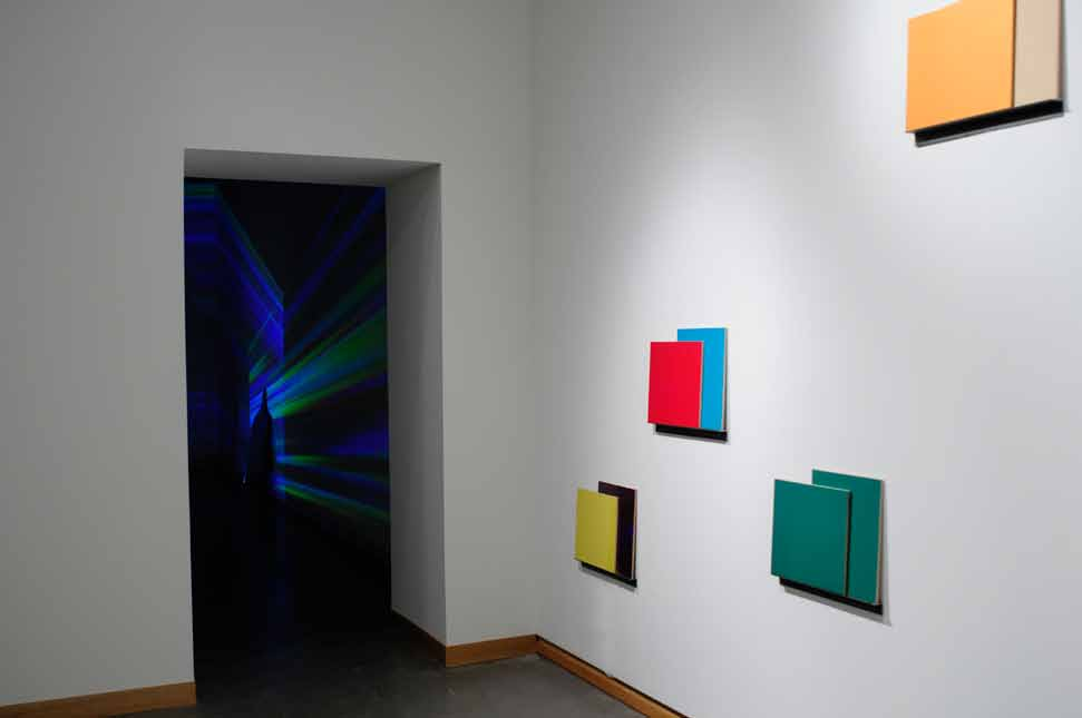 INTERSPACE Zoellner Arts Center, PA, USA March 19 July 26, 2011 Group Exhibition at Lehigh University Art Galleries/Museum Operation, Bethlehem, Pennsylvania, USA Installation, Photography, Video and