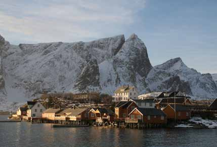 1000 år A Thousand Years of Norwegian Oil Lofoten as global manufacturer