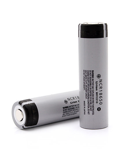 Tesla Model S battery cell Panasonic NCR