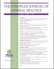 Low back pain and determinants of sickness absence Werner EL, Côté P Eur J Gen