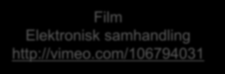Film Elektronisk