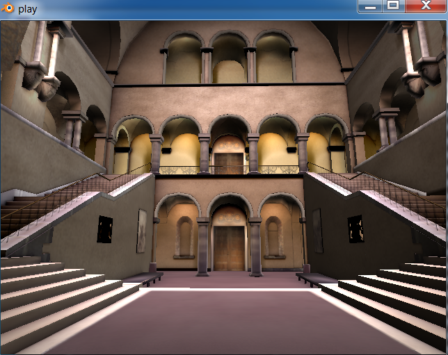 2 GAME OVERVIEW 4 Figure 2: The World: main building. Made by: Håvard Richvold 2.4.2 Information The player will get four types of information in four dierent ways, as the Figure 3 is showing.