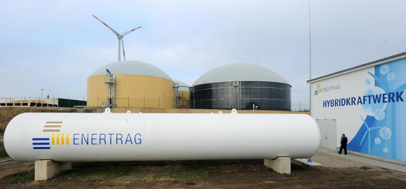 Power to Gas Overkapasitet Biogass-anlegg Elektrisitet