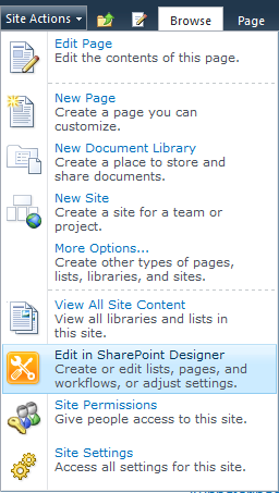 Intro om SharePoint 2010 2010 side 17 av 17 1.4.