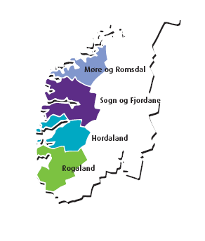 for alle fire tema Regionalt: Hovedansvar for