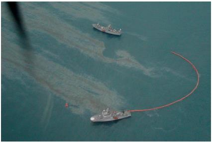monitoring Offshore dispersant application system (BV-Spray) MOS-Sweaper (offshore oil spill recovery system) Technology Program 2014 (White Papers spring 2014) OGP Arctic Oils Spill Respons - Joint