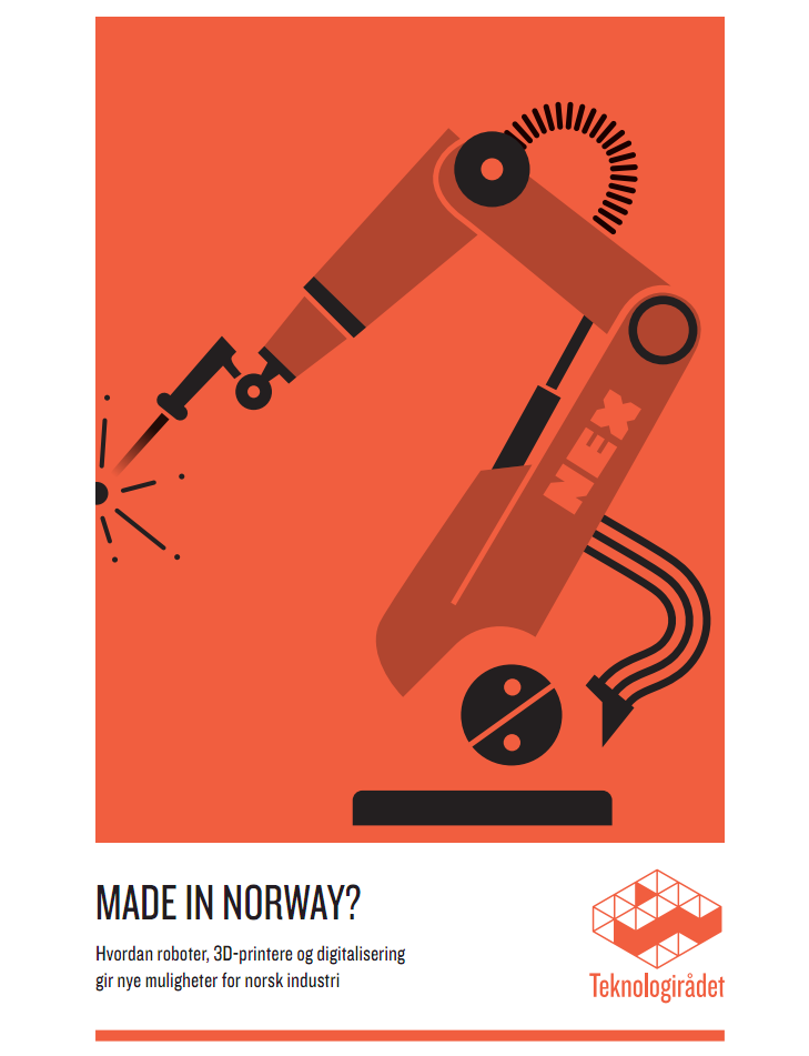 MADE IN NORWAY?