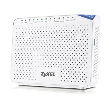 Hurtigguide for ditt nye multimodem ZyXEL P-2812HNU