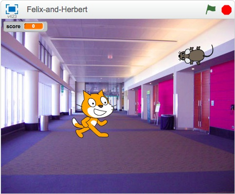 1 Felix og Herbert All Code Clubs must be registered. Registered clubs appear on the map at codeclub.org.uk - if your club is not on the map then visit jumpto.cc/18cplpy to find out what to do.