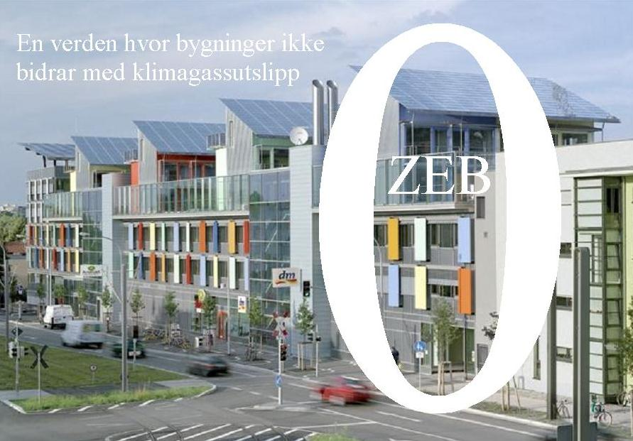 Zero Emission Buildings I front av