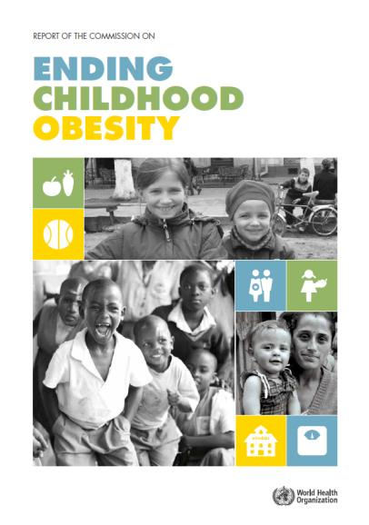 WHO: Ending childhood obesity