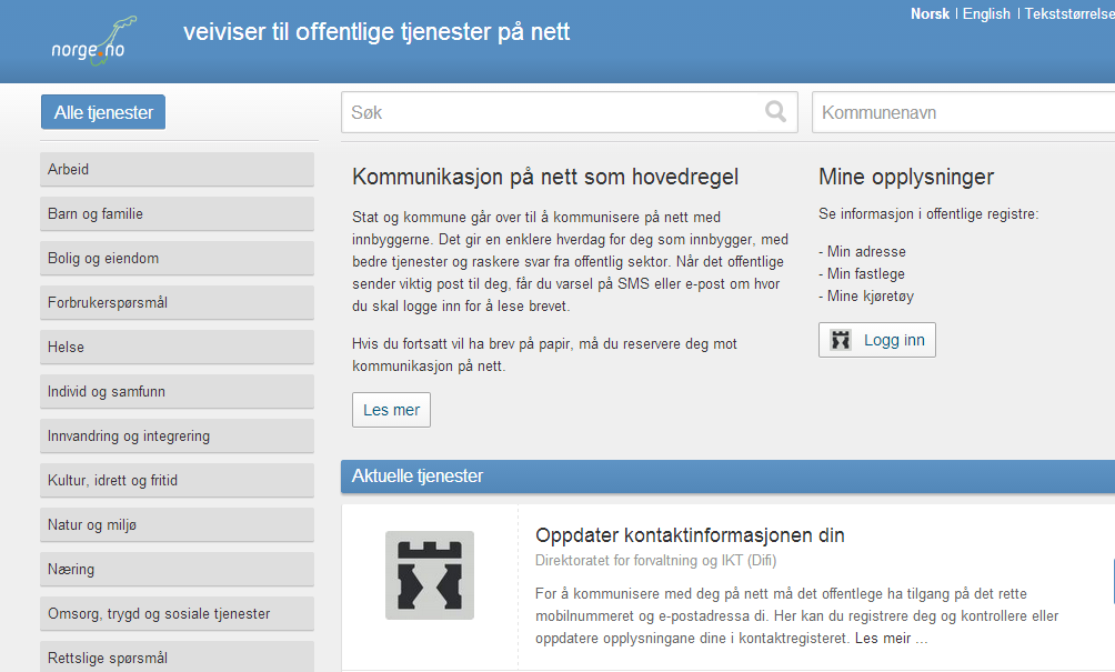 www.norge.