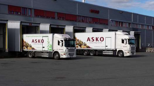 Hydrogen til transport Norway's largest wholesaler of food >