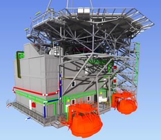NCS International Hebron Ongoing projects Detail Design Fabrication/Completion Johan Sverdrup Oseberg