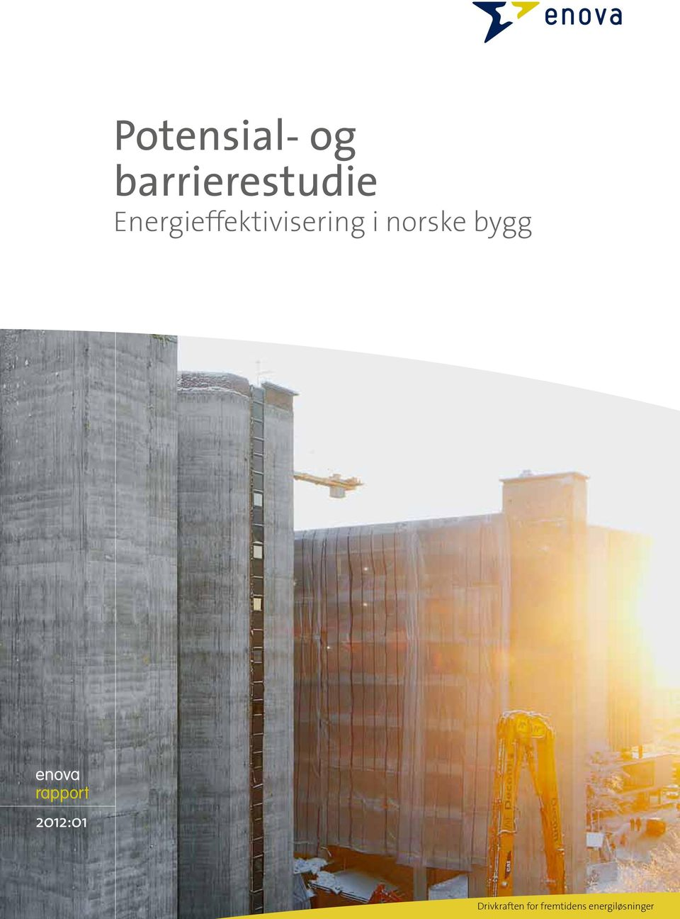 rapport 2012:01 201 Drivkraften for