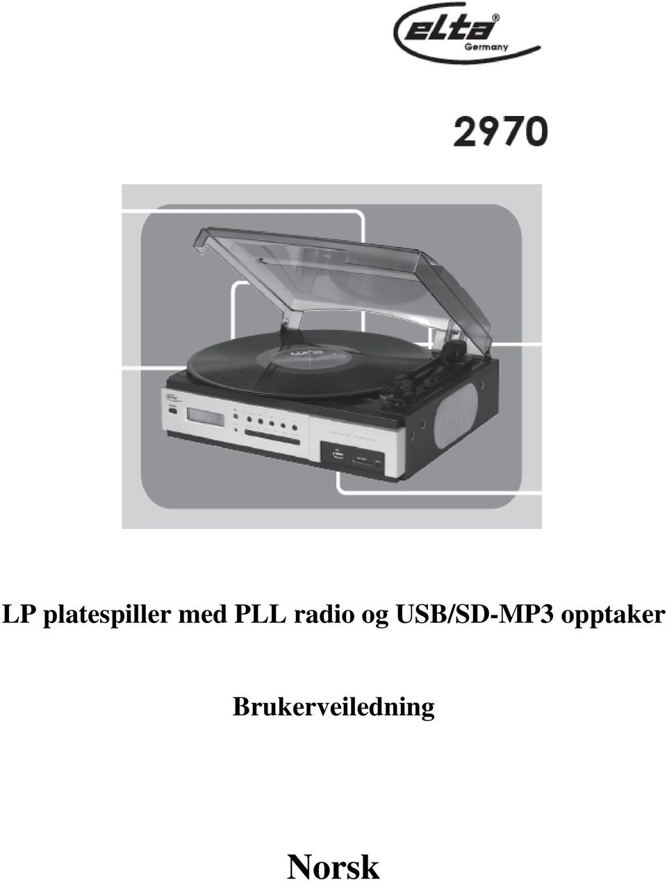 USB/SD-MP3