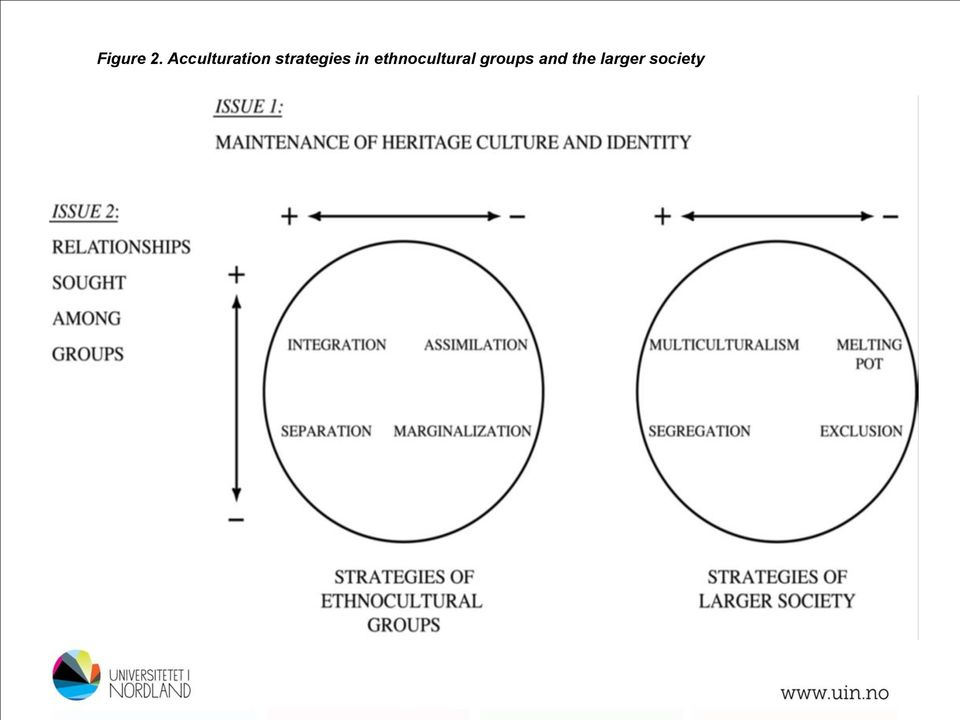 ethnocultural groups and the larger