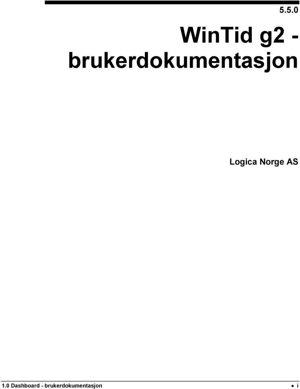 Logica Norge AS 1.