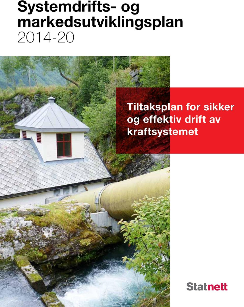 2014-20 Tiltaksplan for