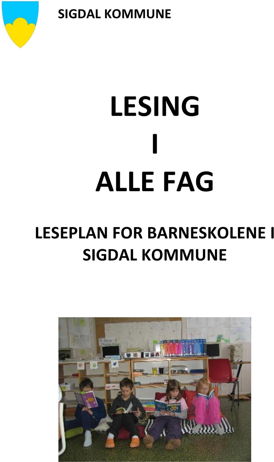 LESEPLAN FOR