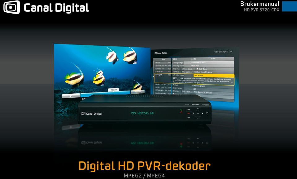 Digital HD