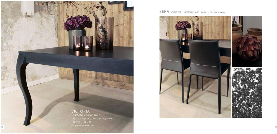 SPISEBORD DINING TABLE