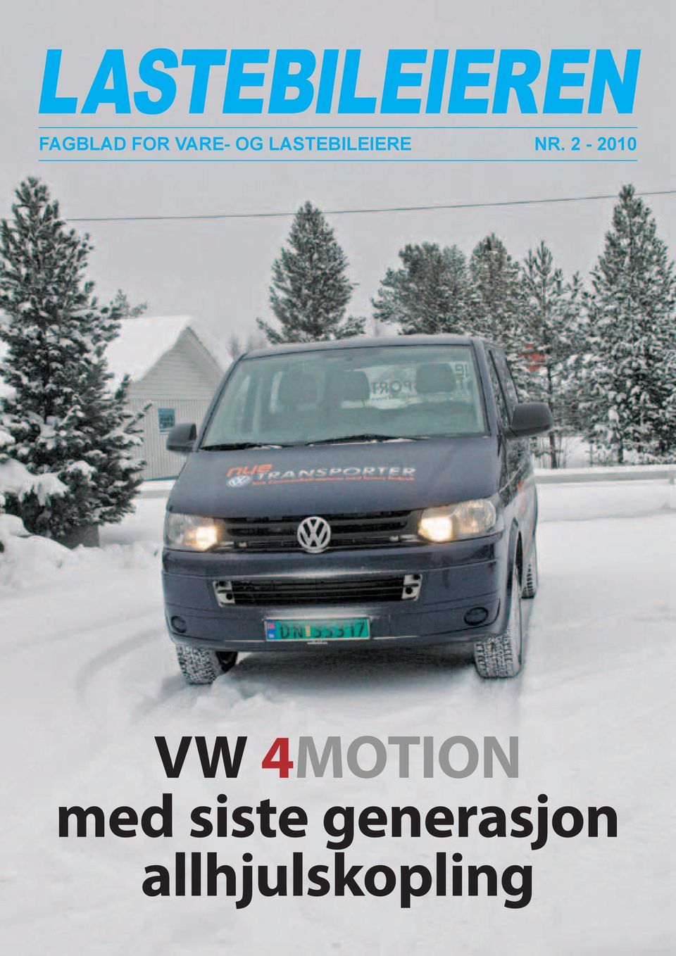 2-2010 VW 4MOTION med
