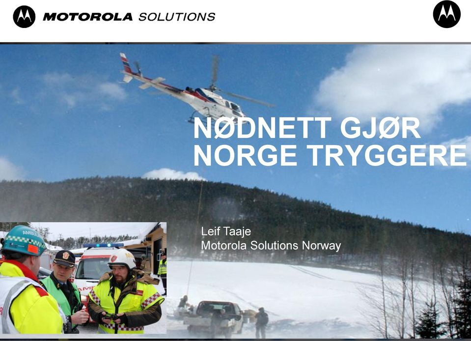 Solutions Norway
