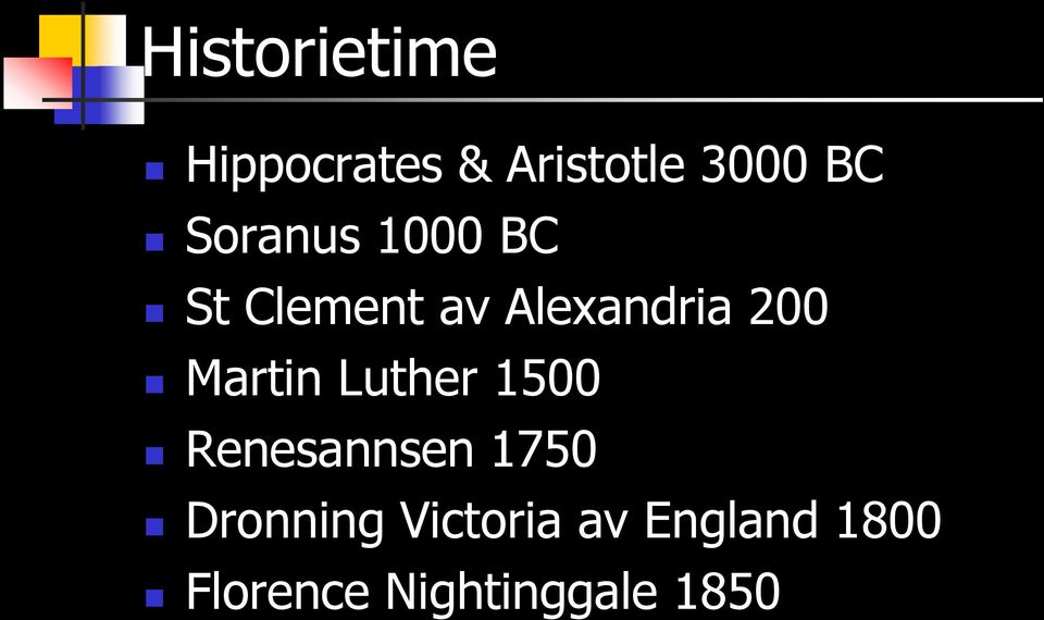Martin Luther 1500 Renesannsen 1750 Dronning