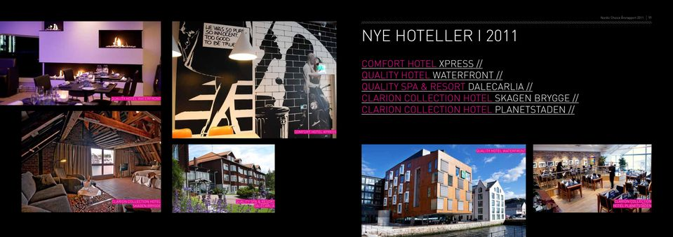 brygge // clarion collection hotel planetstaden // comfort hotel xpress quality hotel waterfront