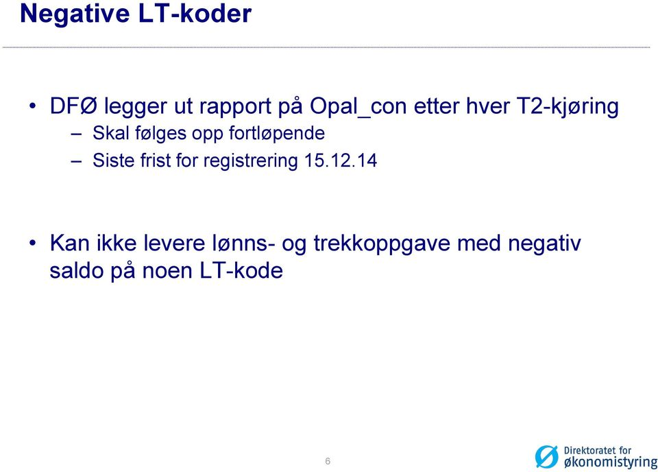 Siste frist for registrering 15.12.