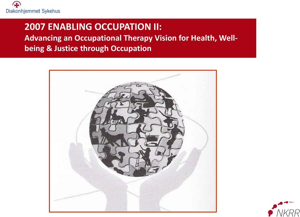 Therapy Vision for Health,