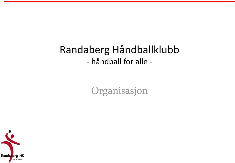- håndball for