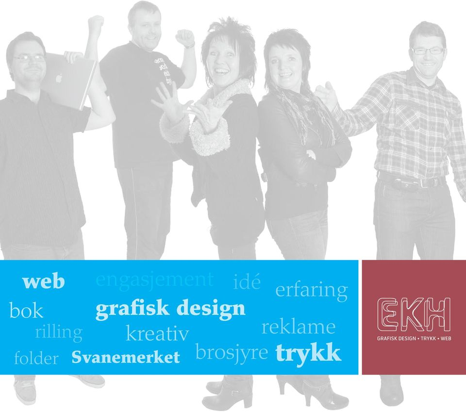 grafisk design reklame