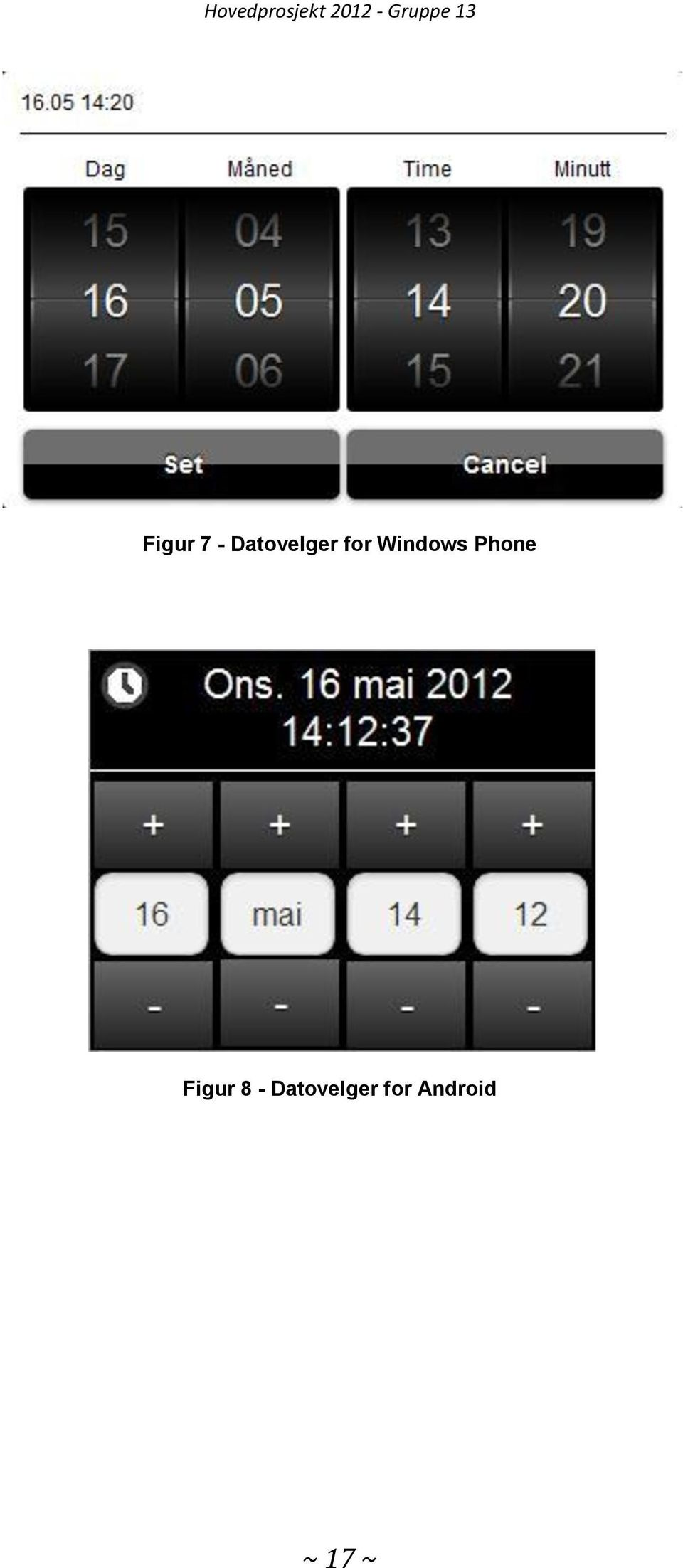 Windows Phone Figur