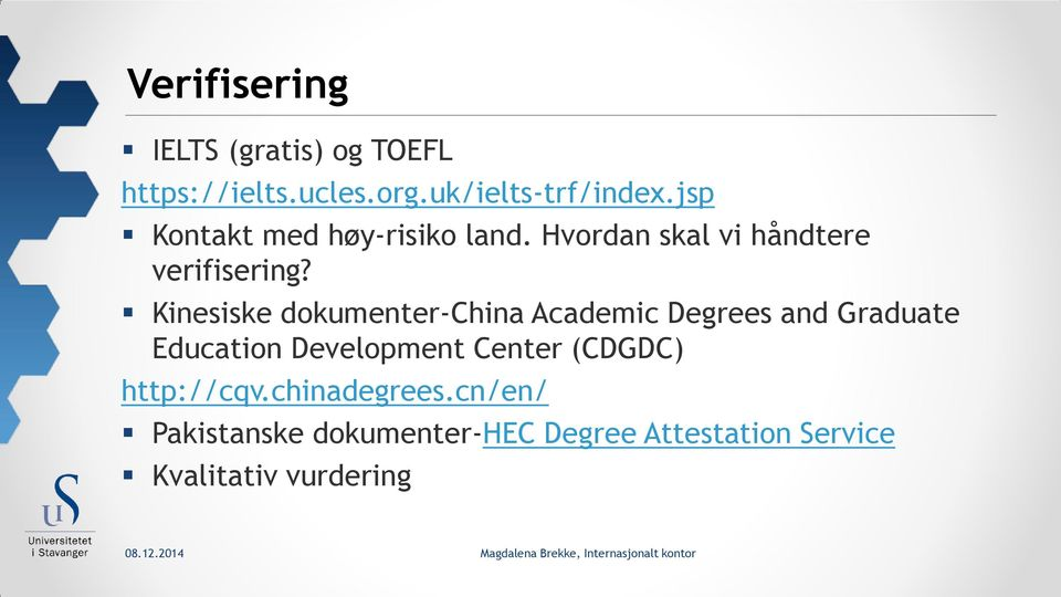Kinesiske dokumenter-china Academic Degrees and Graduate Education Development Center