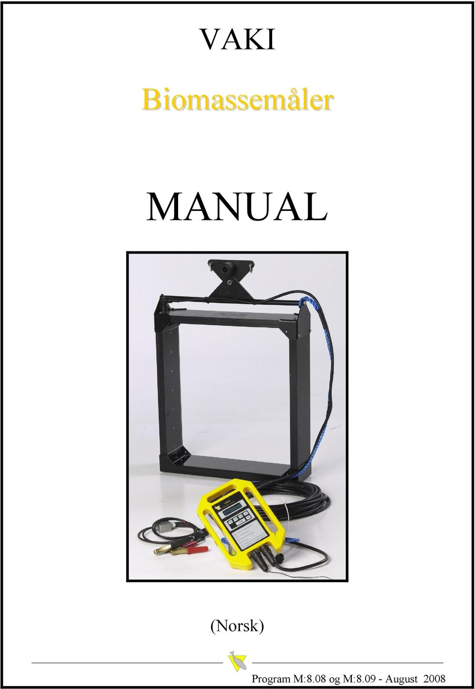 MANUAL (Norsk)