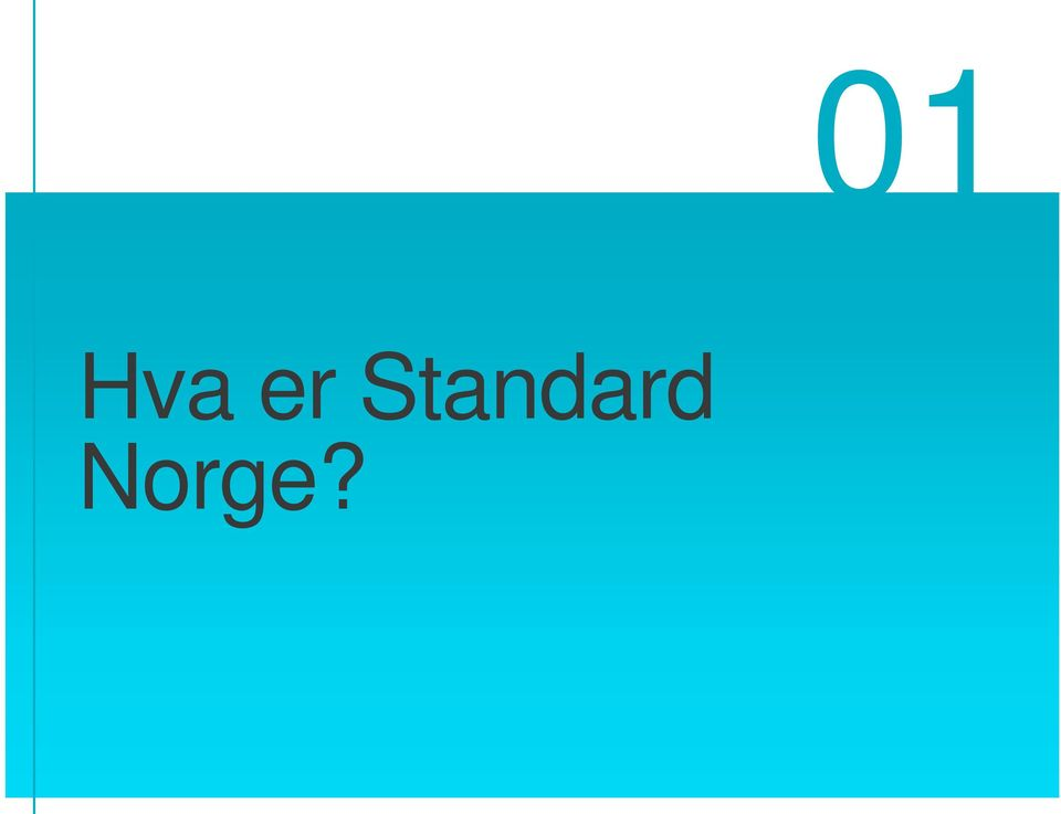 Norge? 01