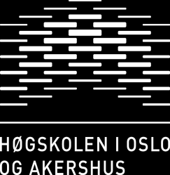 Bachelorstudium - yrkesfaglærer i service og samferdsel Bachelor s Programme in Vocational Teacher Education in Service and Transport 180 studiepoeng Heltid Studieprogramkode: YLSSH, YLSSN, YLSSR