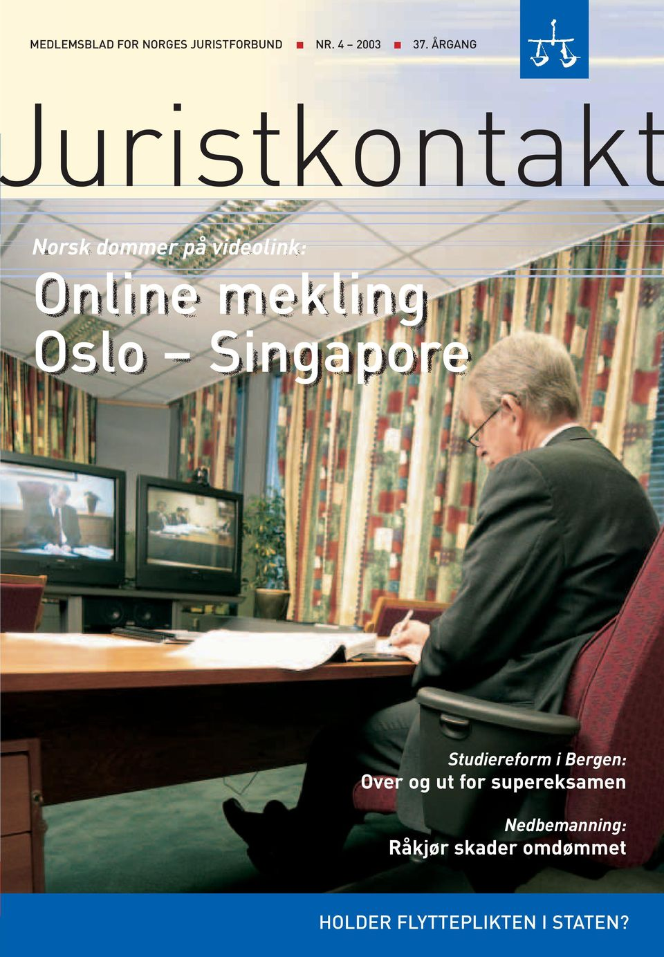 Oslo Singapore Studiereform i Bergen: Over og ut for