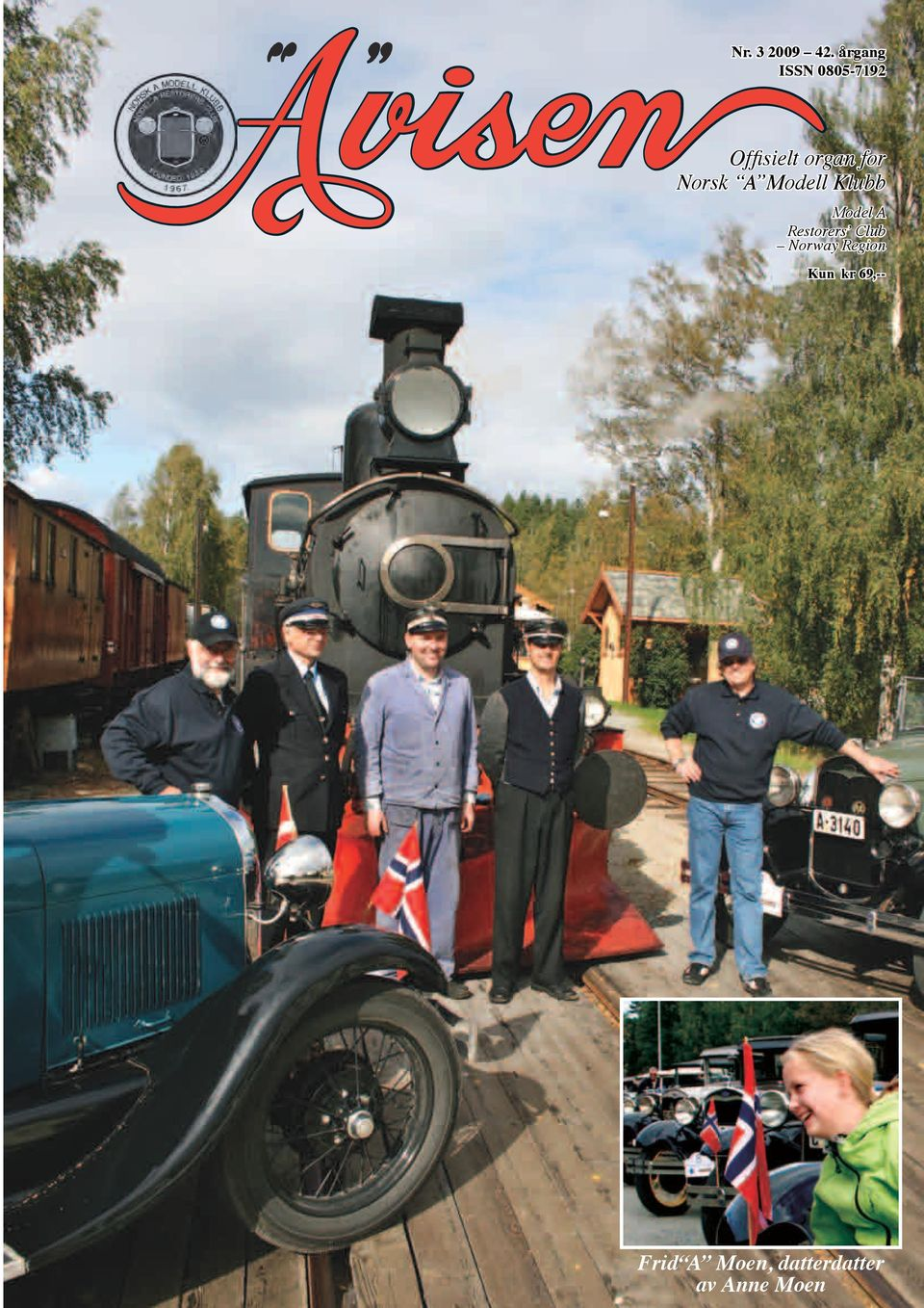 Norsk A Modell Klubb Model A Restorers