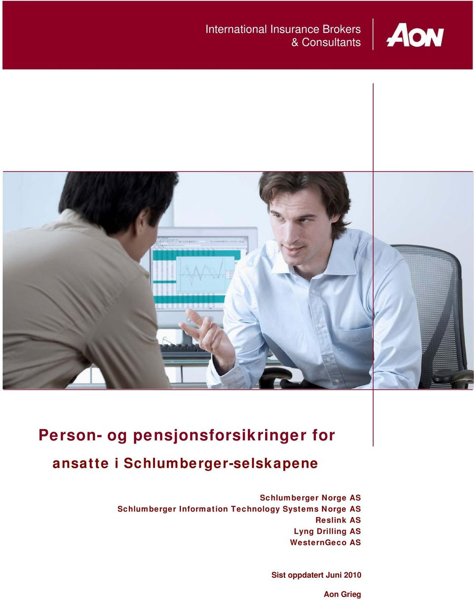Schlumberger Information Technology Systems Norge AS
