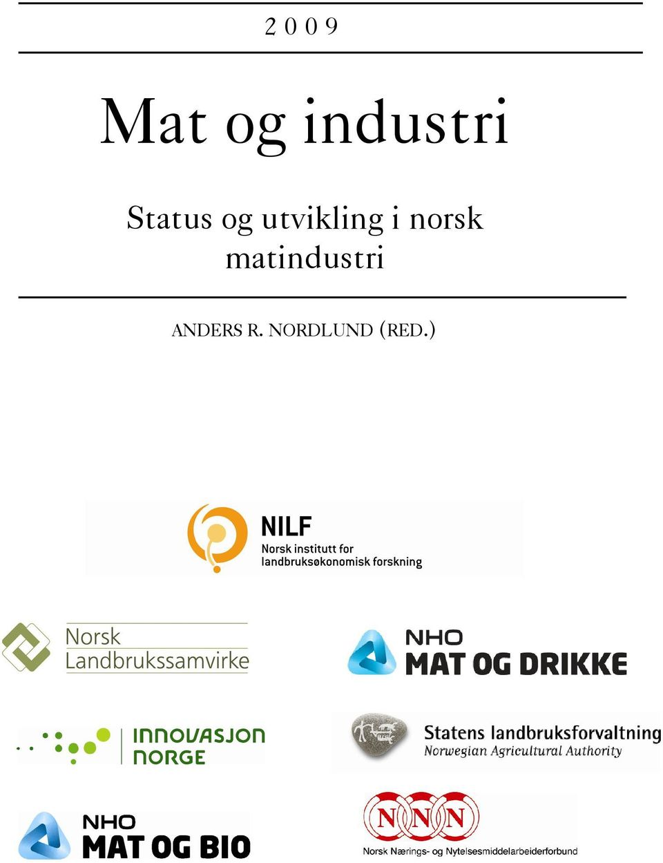 norsk matindustri
