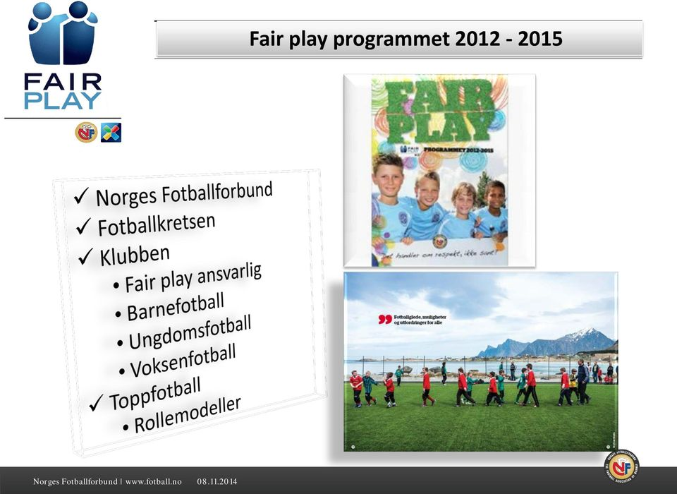 2012-2015 Norges