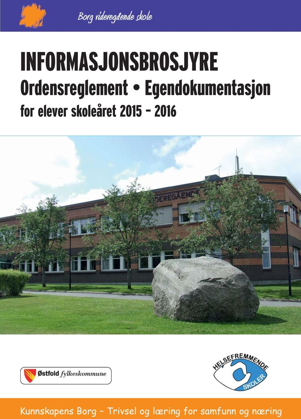 for elever skoleåret 2015 2016